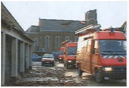Photo de l'Almanach d'événement météo du 7/1/1998