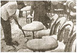 Photo de l'Almanach d'événement météo du 27/1/1947