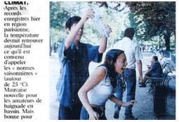 Photo de l'Almanach d'événement météo du 28/6/2001