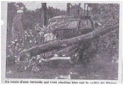 Photo de l'Almanach d'événement météo du 17/9/1937