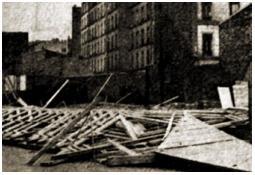 Photo de l'Almanach d'événement météo du 30/9/1952