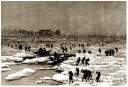 Photo de l'Almanach d'événement météo du 21/12/1879