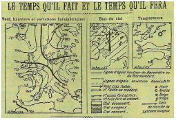 Photo de l'Almanach d'événement météo du 30/10/1922