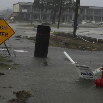 Bilan de l'ouragan Delta