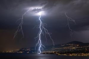 Forts orages sur la moitié sud de la France les 21 et 22 juillet