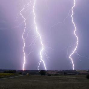 Forts orages sur le pays dans les prochains jours