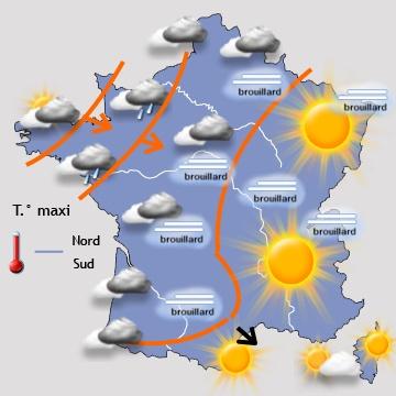 Prévisions météo à 15 jours pour grenoble et sa région